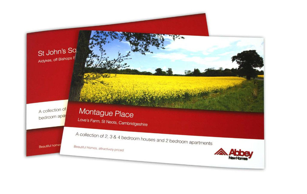 abbey new homes brochures