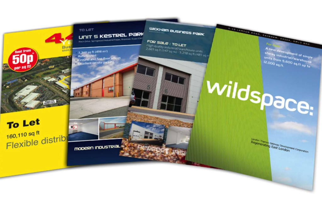 commercial property literature